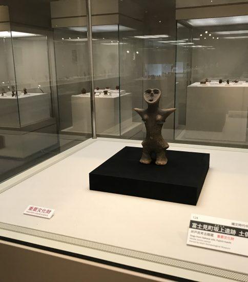 長野県立歴史館「中部高地の土偶展」