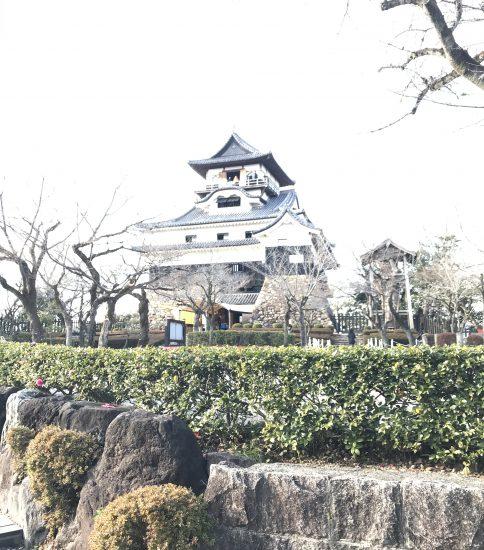 愛知県犬山市「犬山城」
